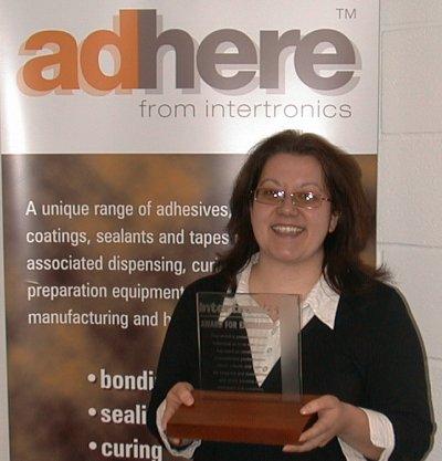 Award for Excellence - Lisa