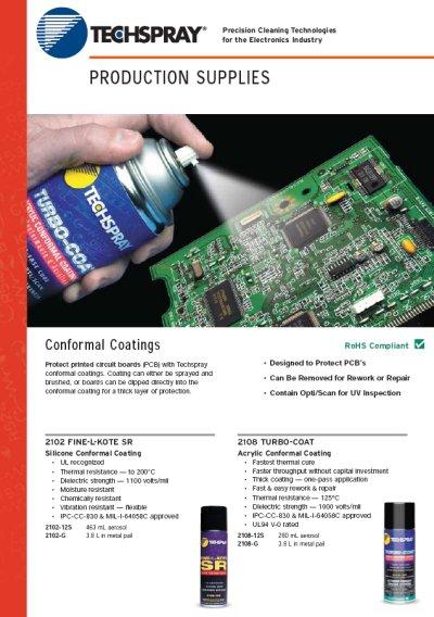 Techspray Catalogue 2009
