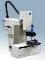 IJF I&J7100 Compact Bench Top Dispensing Robot