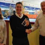 Intertronics recieving te award
