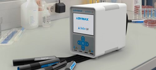 Dymax BlueWave QX4 LED UV spot curing lamp