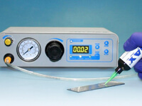 Process Controls for Dispensing Light-Curable Materials