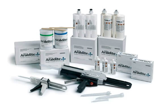 Dyson Clean and Dry with Araldite 2000+ Adhesives - Intertronics