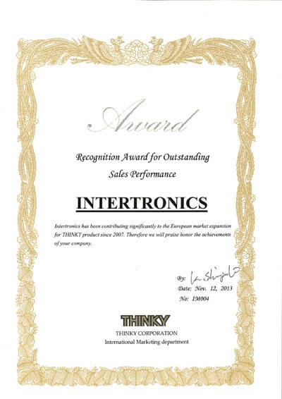 Thinky Award