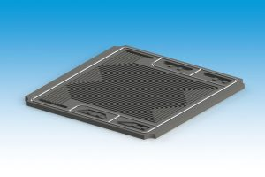 UV cure form-in-place gasket for fuel cell sealing from Intertronics