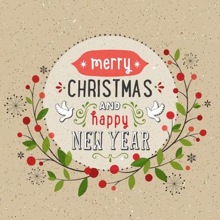 Christmas message 2013