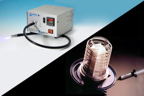 Designing-in Light Curing Adhesives - a new whitepaper from Peter Swanson at Intertronics