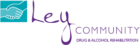 The Ley Community logo