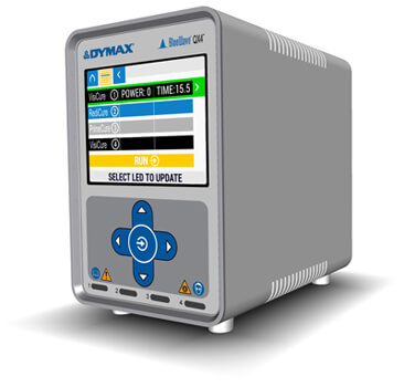 Dymax Bluewave QX4 controller