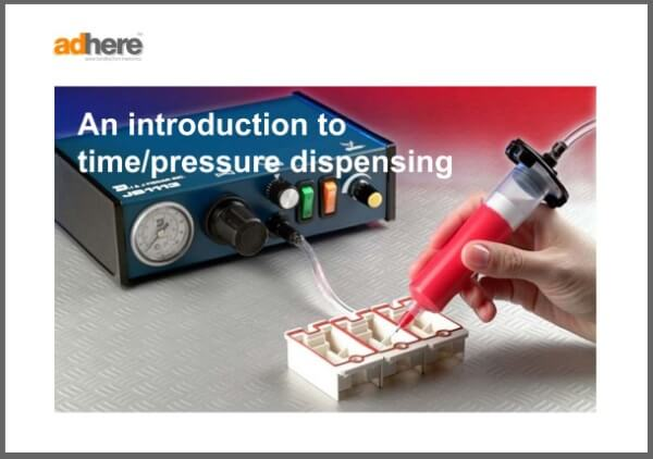 introduction to time-pressure dispensing
