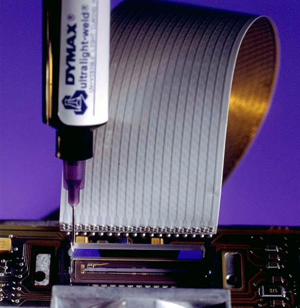 Uv Curable Optical Assembly Adhesives Www Intertronics Co Uk