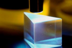 Prism Curing with Dymax OP Optical Adhesives