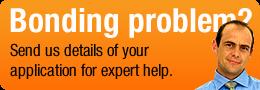 Bonding problems logo