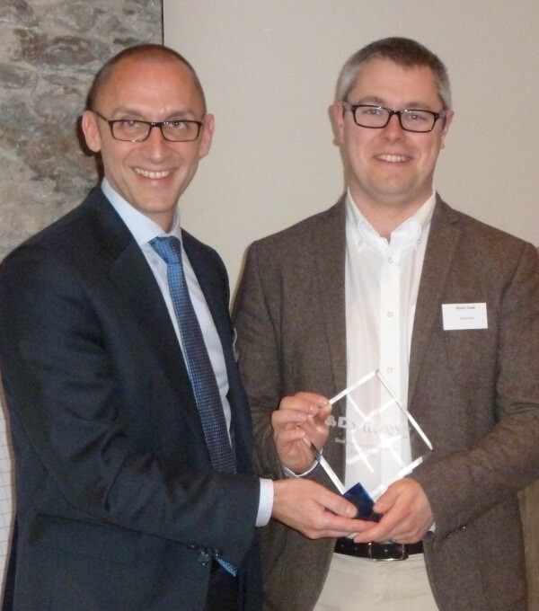 Intertronics awarded best Dymax sales partner