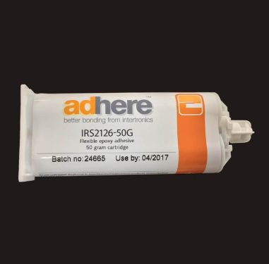 IRS 2126 Fast Cure Flexible Epoxy Adhesive