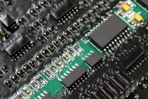 Black conformal coating from Intertronics enhances pcb security