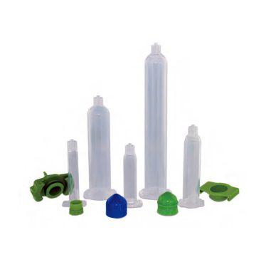 QuantX Dispensing Consumables Syringe Barrels and Pistons
