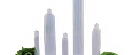 QuantX Dispensing Consumables Syringe Barrels and Pistons