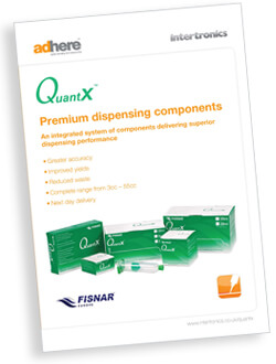 QuantX brochure