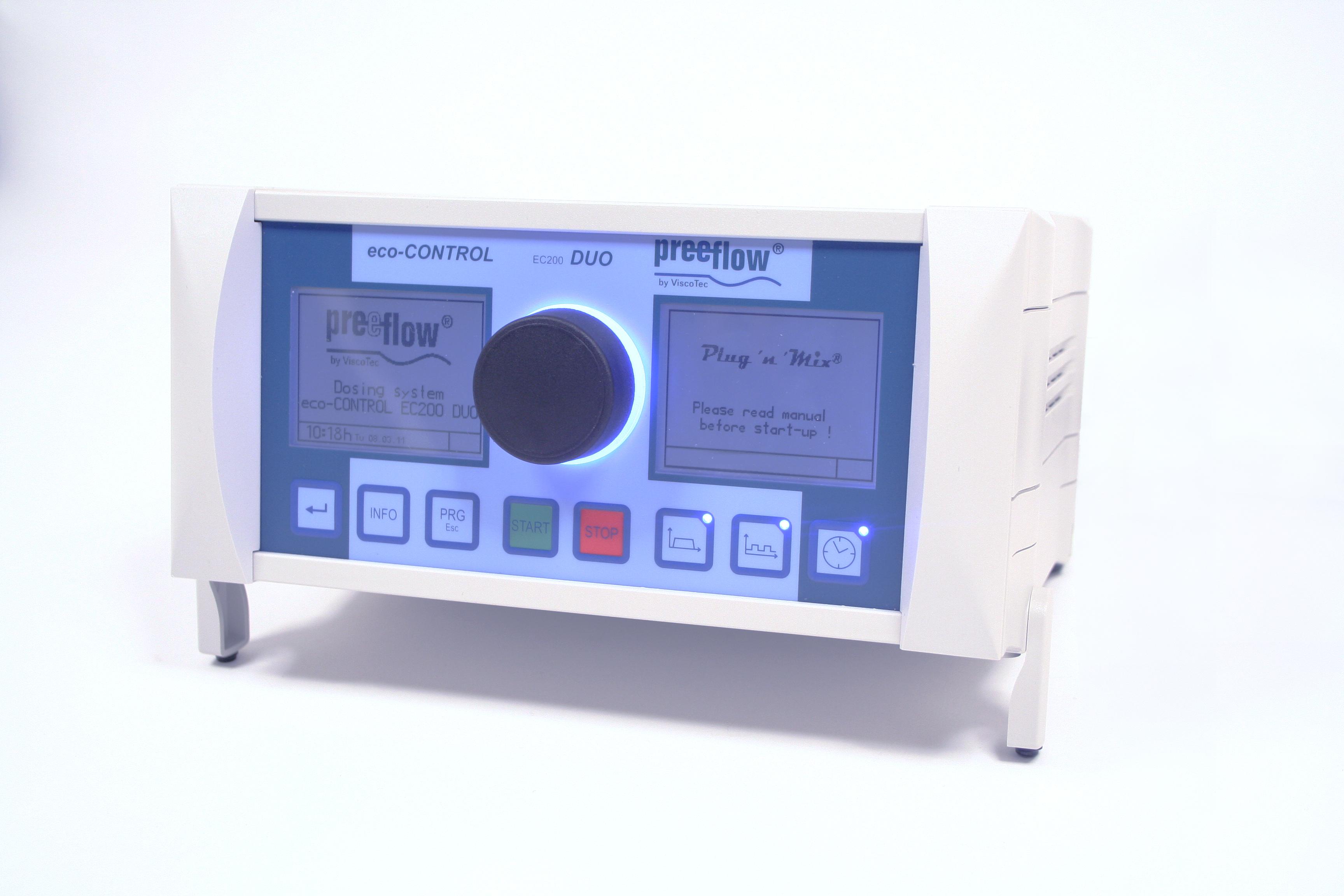 EC200 DUO controller