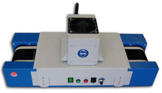 Benchtop Uv Curing Lamp Uvc 5 Light Curing Conveyor