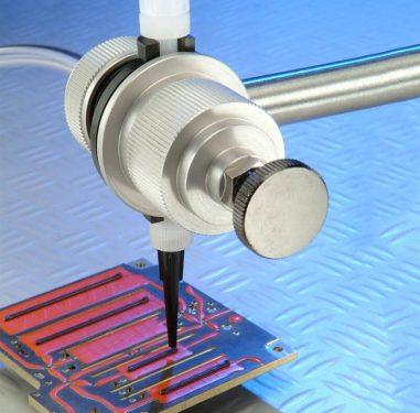 FIS 710PTNM Pinch tube dispensing valve