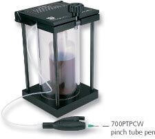 IJF PP300-GL-A Clear pressure pot with IJF 700PTPCW