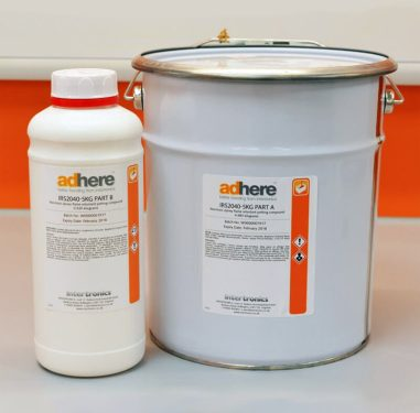 IRS2040 Epoxy Potting Compound, Flame Retardant Encapsulating Compound
