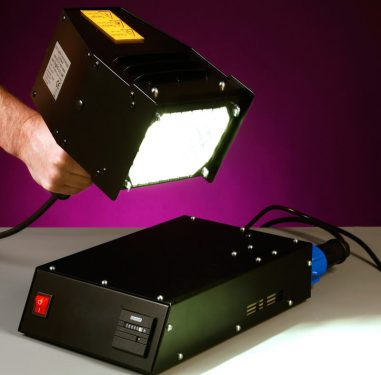 IUV UV-Curing Flood Lamp