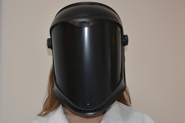 IUVUV-FS5 Dark Face Shield
