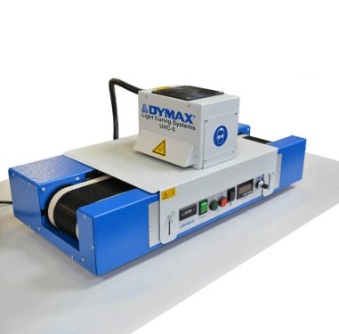 benchtop UV curing lamp Dymax UVC-5 UV Curing Conveyor System