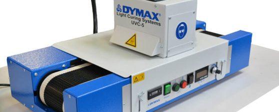 Dymax UVC-5 UV Curing Conveyor System
