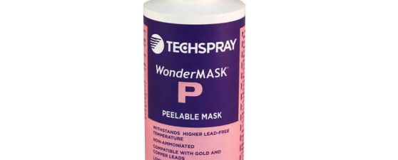 Wondermask P Peelable Temporary Solder Mask