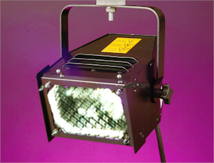 IUV 400 UV Curing Flood Lamp mounting bracket