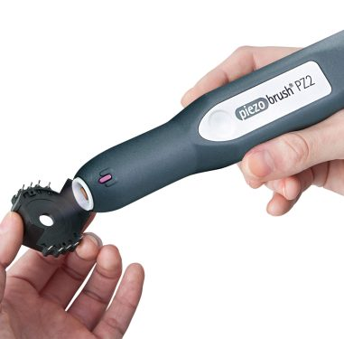 Handheld plasma surface treatment