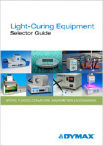 Dymax Light Curing Equipment Selector Guide