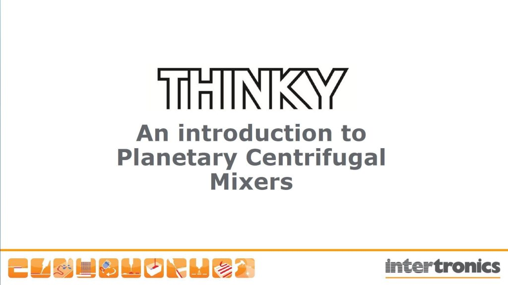 Thinky introduction presentation