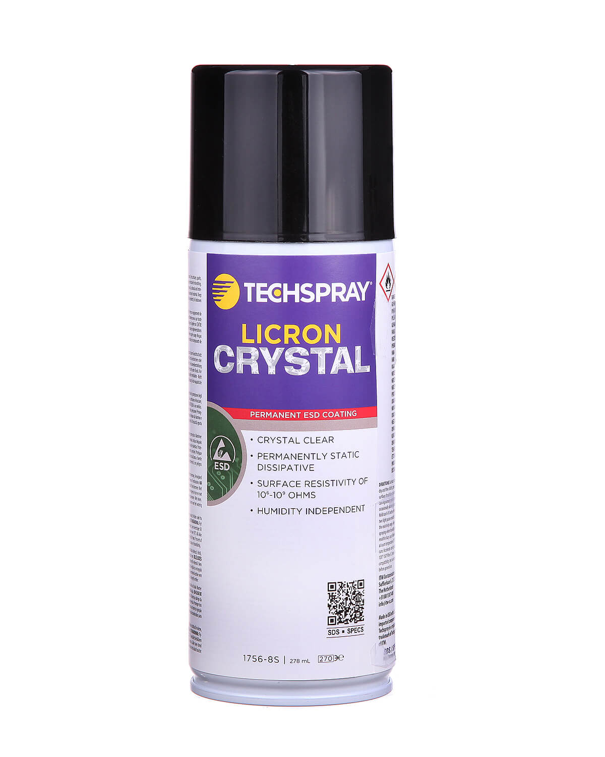 Licron Crystal Permanent Static Dissipative Coating Www