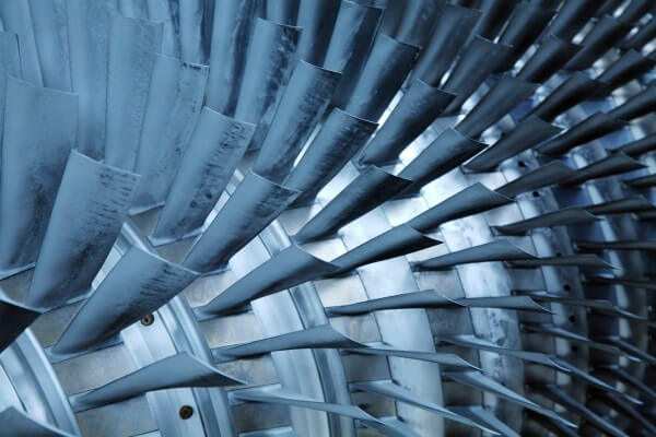 Process protection for turbine components