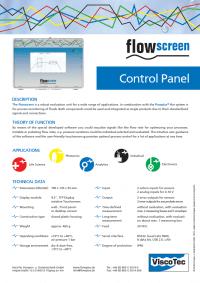 flowscreen pds