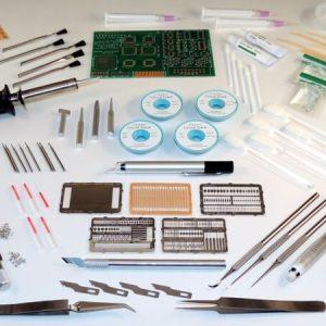CRC201-2102 Professional pcb repair kit