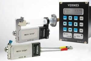 VERMES MDS 3010+ and MDS 3020+ microdispensing jetting valve systems