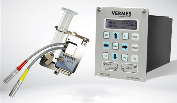 VERMES MDS 3250+ microdispensing jetting valve system