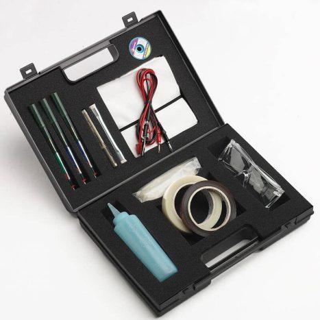 Gold Contact Plating Repair Kit - Intertronics