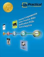 Practical Components Catalogue 2017