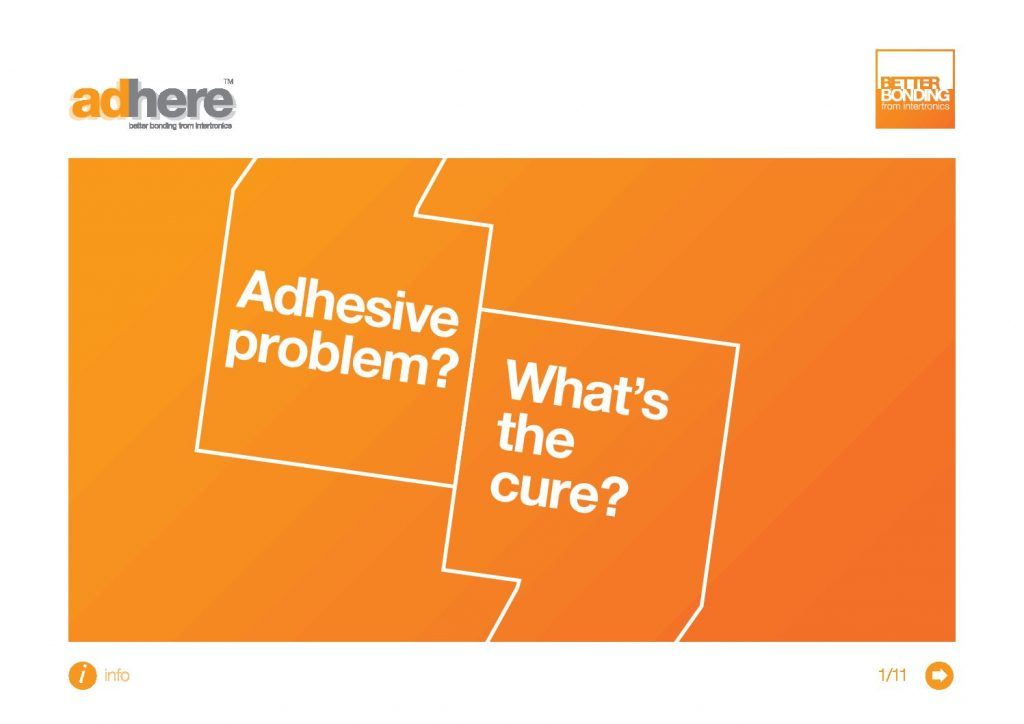 Adhesive Problem Whats the Cure - Guide to Adhesive Bonding