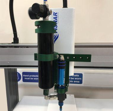 Volumetric Dispensing System for Dispensing 310ml Cartridges and Silicones