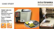 Case Study - THINKY ARV-310 LED Plessey Semiconductors