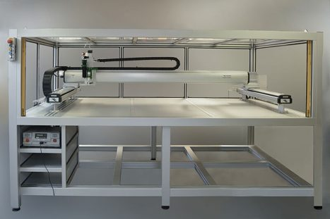 Robot Enclosures for Benchtop and Gantry Robots - Intertronics