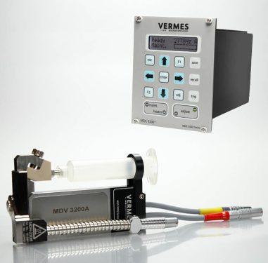 Vermes MDS3200+ microdispensing jetting valve system